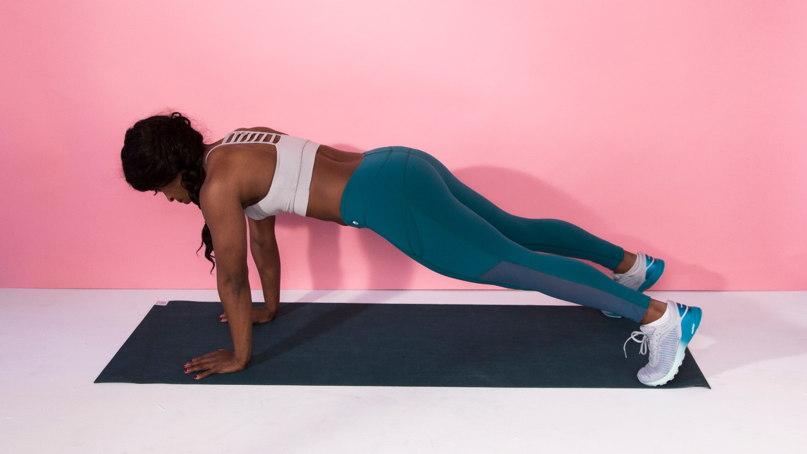 5-Minute Plank Workout   SELF