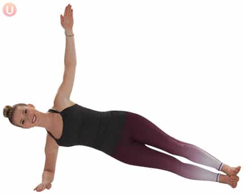 How To Do Forearm Side Plank Pose